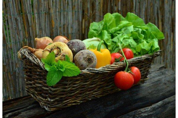 Καλάθι εβδομάδας λαχανικών & φρούτων για ένα έως δυο άτομα